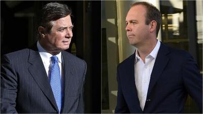 Revelan actividades sospechosas de Paul Manafort y Rick Gates en investigación sobre Rusiagate
