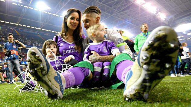 El otro lado de Sergio Ramos, quiere preparar a sus hijos para la vida