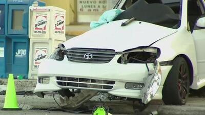 Identifican a una de las víctimas mortales de un aparatoso accidente en el oeste de Hialeah