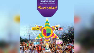 Get your Univision 2017 Fiesta Medal before they're gone