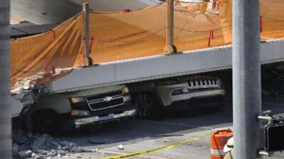 ¿Por qué colapsó el puente recién construido?: las claves de la investigación del accidente en Miami