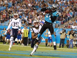 En fotos: Panthers siembran dudas en los Patriots durante la tercera semana de pretemporada