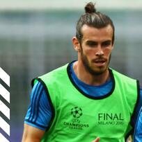 Bale y James podían haber jugado ante el Brujas