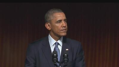 Discurso presidencial sobre derechos civiles
