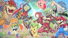 Nintendo renueva su stock 2021 con Super #SmashBrosUltimate y juegos del #NintendoSwitch