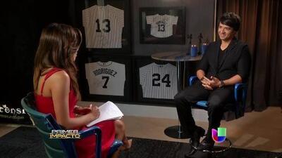 Luis Fonsi mostró en exclusiva su casa a Primer Impacto