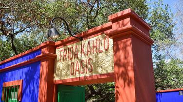 Exhibición al aire libre de Frida Kahlo hará su debut mundial en el Jardín Botánico de San Antonio