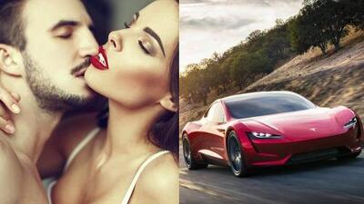Activan el piloto automático de un Tesla para cachondear