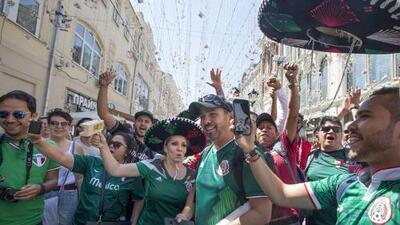 Alemania vs. México es el partido de mayor demanda de Hospitality en el Mundial