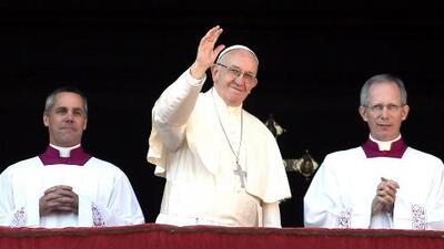 """En su mensaje de Navidad, el papa Francisco pide por un """"diálogo sereno"""" en Venezuela"""