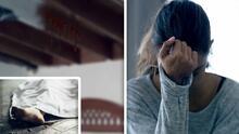 """""""Me está cayendo sangre en la cara"""": Mujer descubre la muerte de su vecino a través de su techo"""