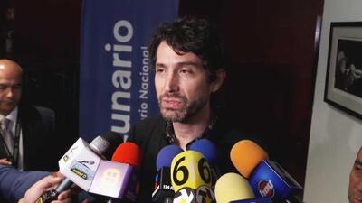 Así reaccionó Benny Ibarra cuando le preguntaron sobre si fue infiel a su esposa Celina del Villar