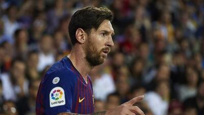 Hristo Stoichkov: ''Messi podría jugar el clásico''