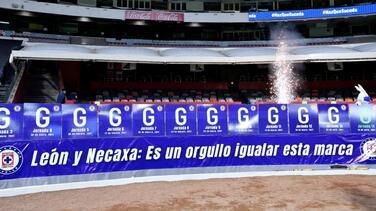 ¡Históricos! Las 12 victorias consecutivas de Cruz Azul en Liga MX