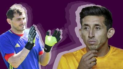 Genial trolleo: Iker Casillas se burló de Héctor Herrera tras su gol en la Champions