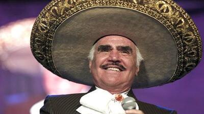 Matan a Vicente Fernández en redes sociales