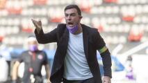 Pablo Guede acepta sentimientos encontrados por nueva derrota