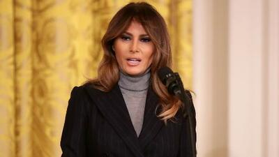 ¿Por qué Melania Trump recibió una visa destinada para personas con habilidades extraordinarias?