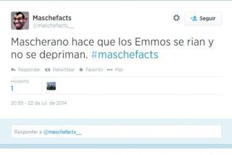 Conoce los 'Maschefacts' de Argentina