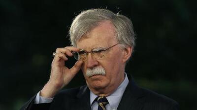 John Bolton asesor de seguridad nacional de EEUU viajará a Miami para anunciar nuevas acciones a tomar sobre Cuba y Venezuela