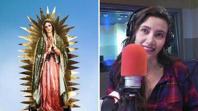 """Argelia: """"Vi la imagen la sombra de la Virgen de Guadalupe en medio de esa pelea de mis padres aquella noche"""""""