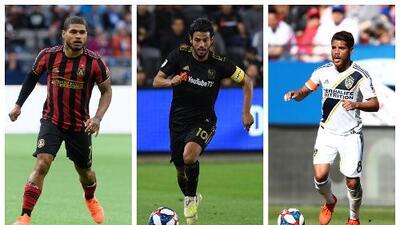 Diez figuras latinas dan un acento diferente y particular al MLS All-Star Game de 2019