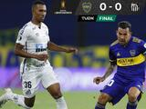 Boca Juniors y Santos aburren con empate sin goles en la ida de la Semifinal