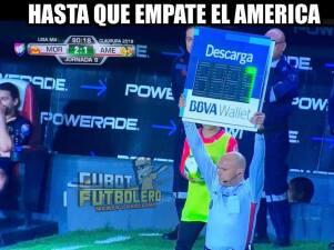 Los memes no perdonan al América por su empate contra Morelia