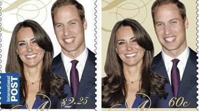 Australia emite sellos conmemorativos de la próxima boda real