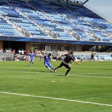 ¡Golazo! Chofis ya anotó su primer gol con el SJ Earthquakes