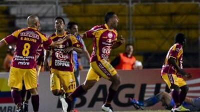 Tolima venció a Cerro Porteño y lidera Grupo 6 de Libertadores