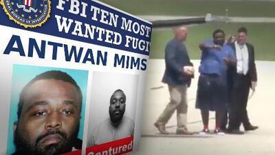 Peligroso asesino se avienta el 'Kiki challenge' frente a guardias federales