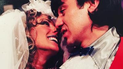 Consuelo Duval recuerda su boda con El Vítor