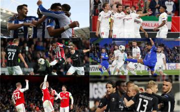 El resumen de la jornada 3 de la UEFA Europa League