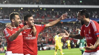 Cómo ver Benfica vs. Paok Salonika en vivo, Champions League