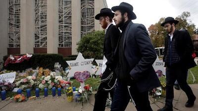 La masacre en la sinagoga de Pittsburgh refleja el aumento del antisemitismo en EEUU