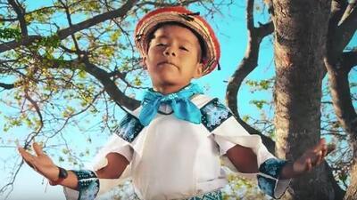 Yuawi López, el pequeño intérprete de jingle del 'Movimiento Ciudadano' que arrasa en redes sociales