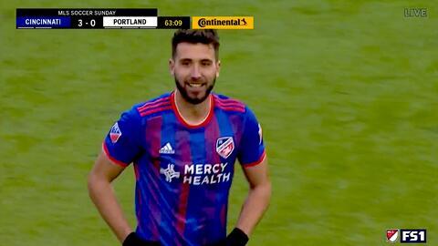 ¡Locura Total! Mathieu Deplagne marca el 3-0 y FC Cincinnati sella su primera victoria en MLS