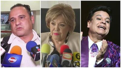 Alberto Aguilera Jr. quiere averiguar el estado de su denuncia contra Silvia Urquidi por despojo y robo