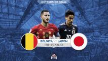 Los Diablos Rojos a confirmar su favoritismo para ganar el Mundial ante los Samuráis