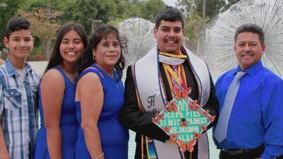 Los retos que ha enfrentado esta familia inmigrante por poder cumplir con sus objetivos en EEUU