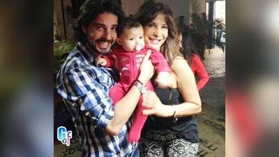Jorge Monje, el viudo de Lorena Rojas, fue encontrado sin vida