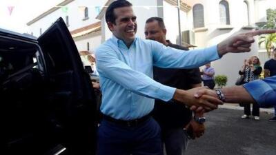 Ricardo Rosselló continuará con sus escoltas en Estados Unidos