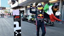Checo Pérez ya es tercero en el campeonato de pilotos