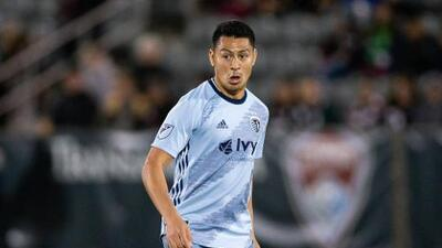 """Roger Espinoza tiene estudiado a Monterrey y deja en claro el objetivo de Kansas City: """"Ser campeón"""""""