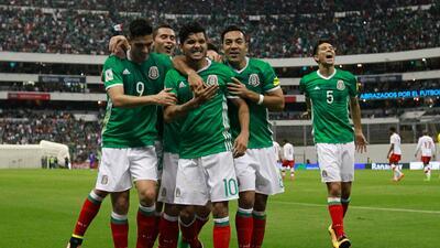 En vivo: México vs. Bélgica, amistoso fecha FIFA