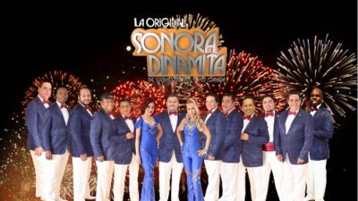 """La Sonora Dinamita responde al alcalde de México que """"robó poquito"""" y que ha hecho campaña con una versión """"pirata"""" de su grupo"""