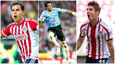 Para que te inspires, Briseño: los 3 Zorros que triunfaron en Chivas