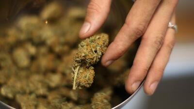La venta clandestina de marihuana en California triplica la del comercio legal