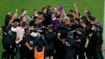 El emotivo festejo de Almeyda y SJ Earthquakes por calificar a playoffs